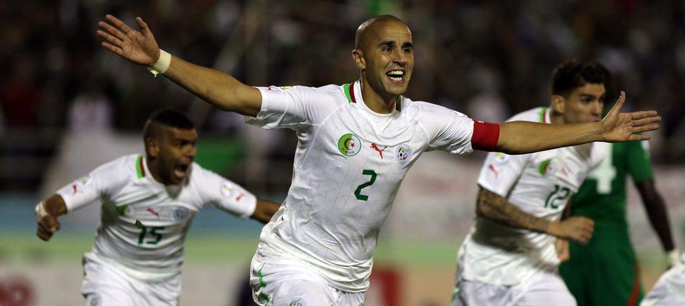 Foto: Argelia ha anunciado que cederá sus primas a la franja de Gaza.