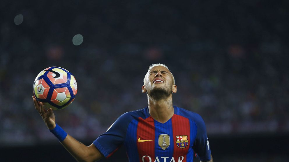Neymar: Los defensas pueden dar patadas; yo no voy a cambiar mi juego