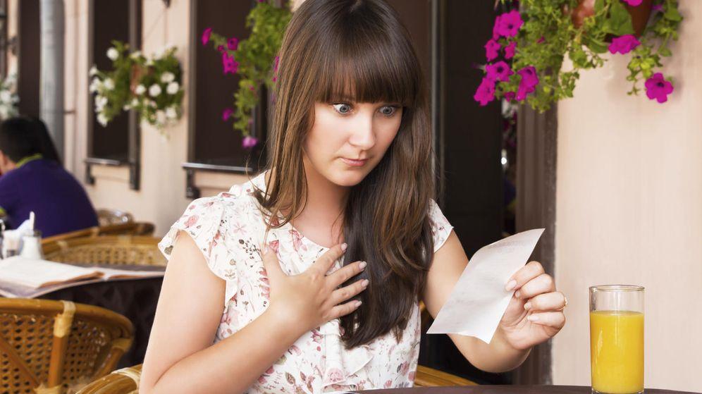 Foto: ¿Seis euros por un pincho de tortilla y un zumo de naranja? Sí, amiga, es posible. (iStock)