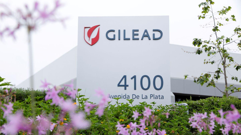 Oficinas de Gilead, en California. (Reuters)