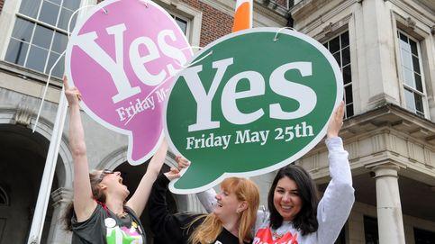 Fracasa la sucia campaña de los provida: Irlanda vota sí a la reforma del aborto