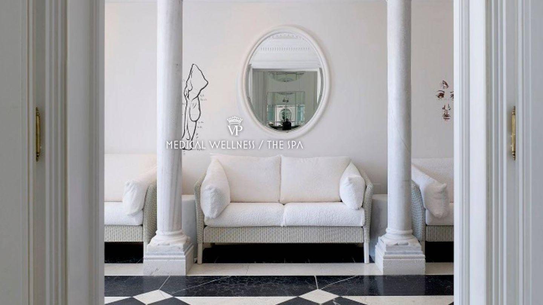 Una imagen del hotel Villapadierna. (Web oficial)