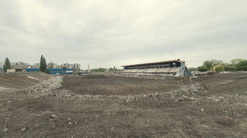 Budapest llora la demolición del mítico estadio de la película 'Evasión o victoria'