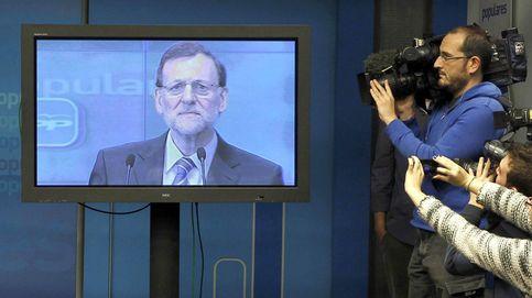 Rajoy asume en persona la ofensiva de imagen con citas con periodistas y propietarios