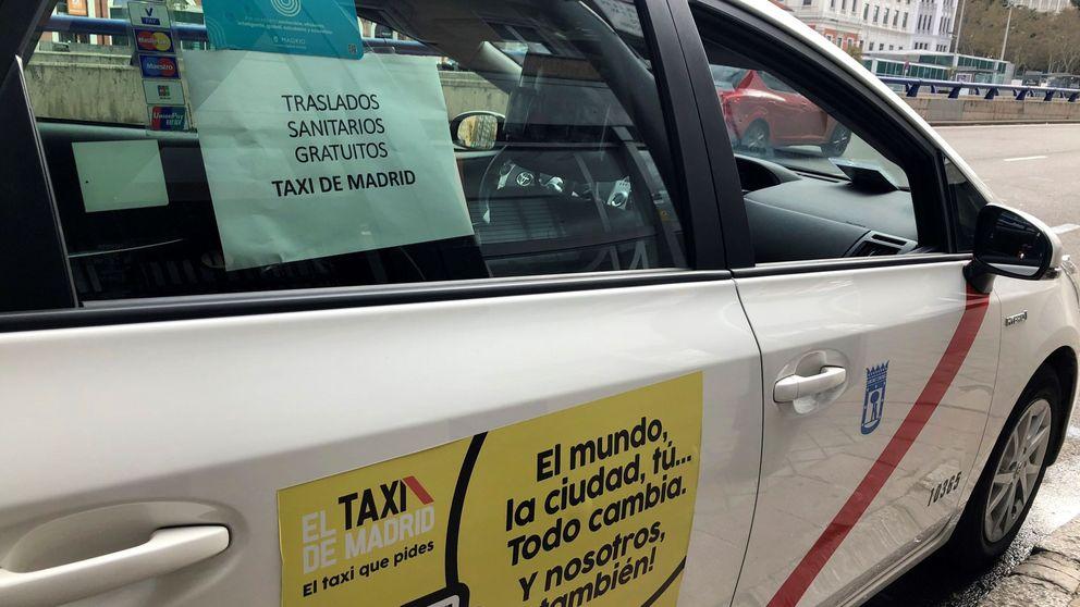 El taxi se hunde un 87,3% en la pandemia: ya tiene informe oficial para pedir ayudas