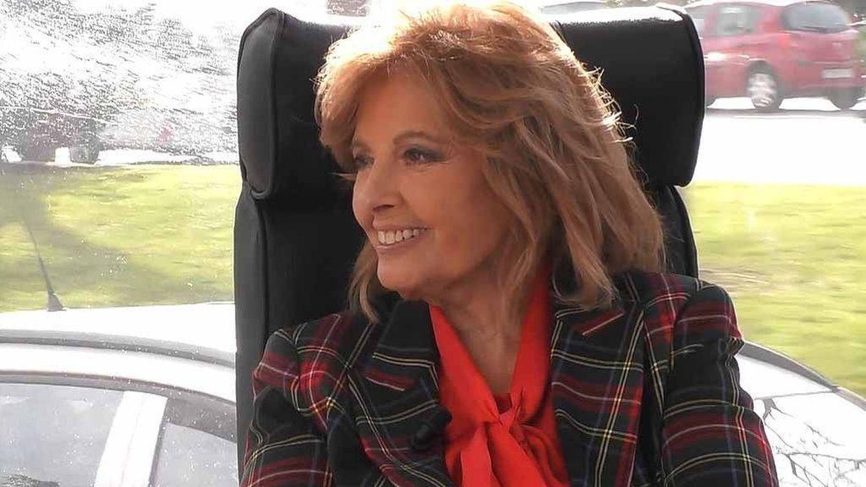 Los 80 de María Teresa Campos alejada del foco y lo que Rocío Carrasco no ha contado