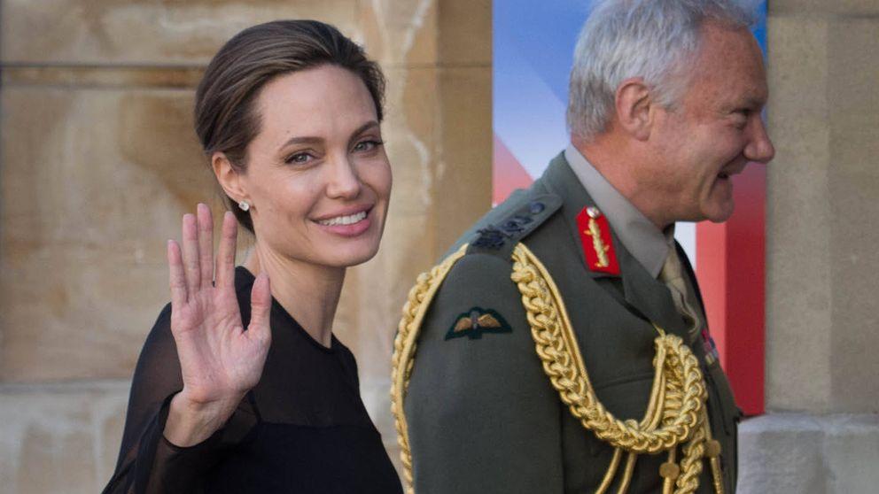 Los Illuminati, los auténticos culpables del divorcio de Angelina Jolie y Brad Pitt