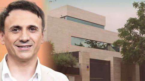 José Mota se muda a una mansión búnker de mil metros al norte de Madrid