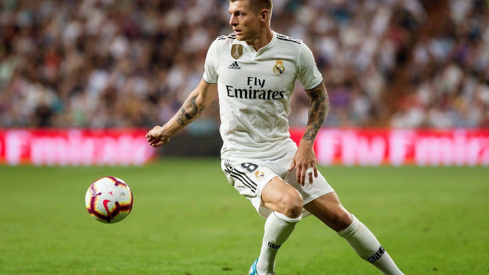 Real Madrid  La pasividad de Kroos inquieta al Real Madrid adba8df9121f2