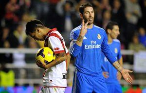 El coladero del Real Madrid augura su fracaso en la Liga