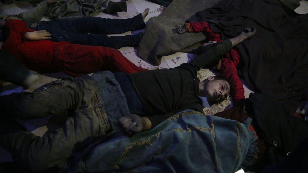 Siria, primera línea de defensa de Rusia