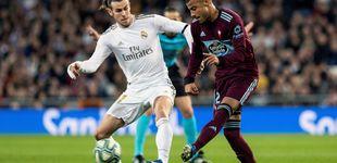 Post de La agresividad de Gareth Bale en la entrada a Rafinha (emula a Fede Valverde)