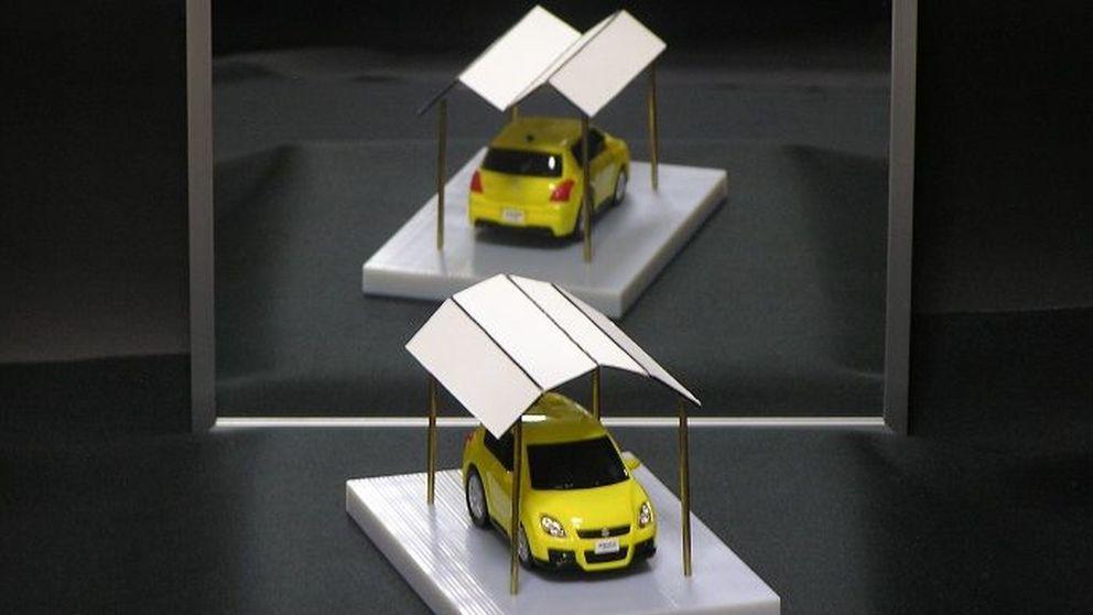 La máquina japonesa de las ilusiones ópticas (casi) imposibles