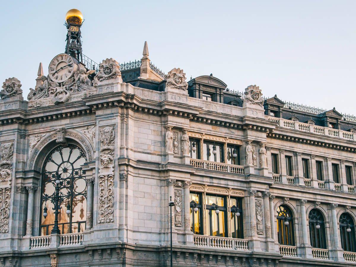 Foto: Sede del Banco de España. (iStock)