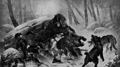 El capitán Gonzalo de Sandoval y los perros de la guerra