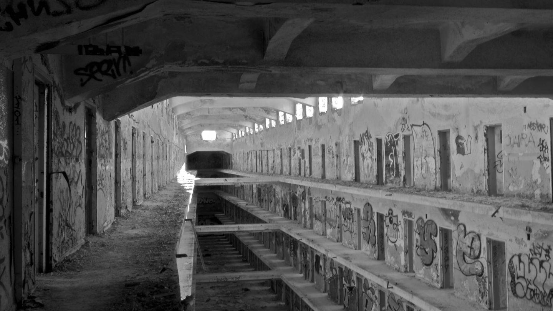 Interior de la cárcel de Carabanchel. (José Manuel Suárez, Wikimedia)