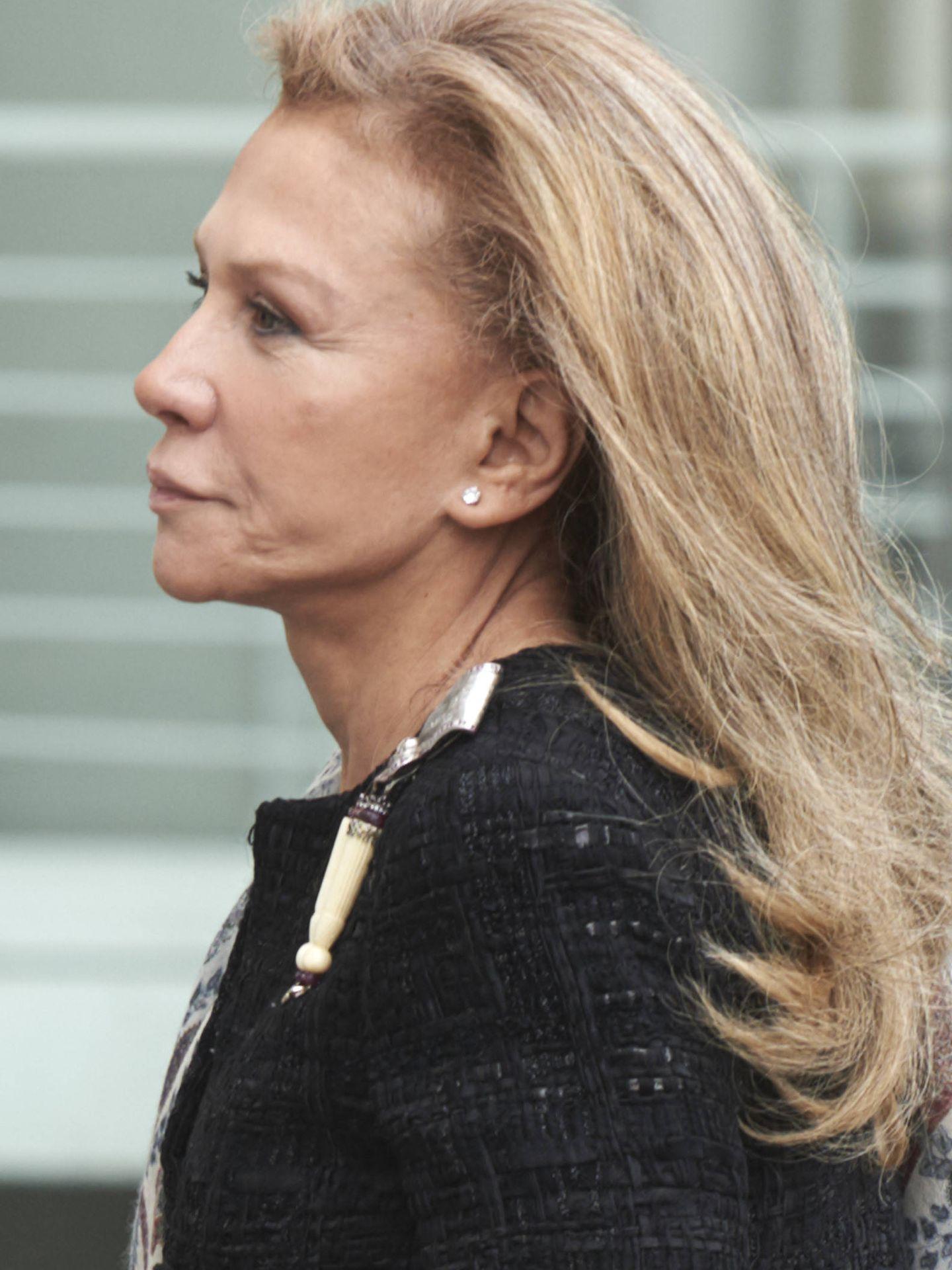 Alicia Koplowitz es la segunda mujer más rica de España. (Getty)