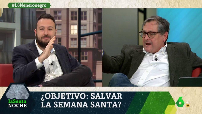 Francisco Marhuenda se harta en 'La Sexta noche': No me vas a acallar