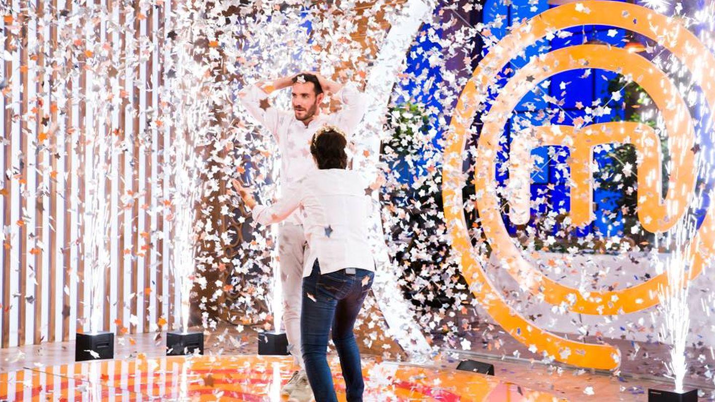 Saúl Craviotto gana 'MasterChef Celebrity'.
