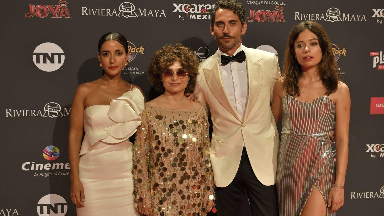 El tsunami español en la alfombra roja de los Premios Platino