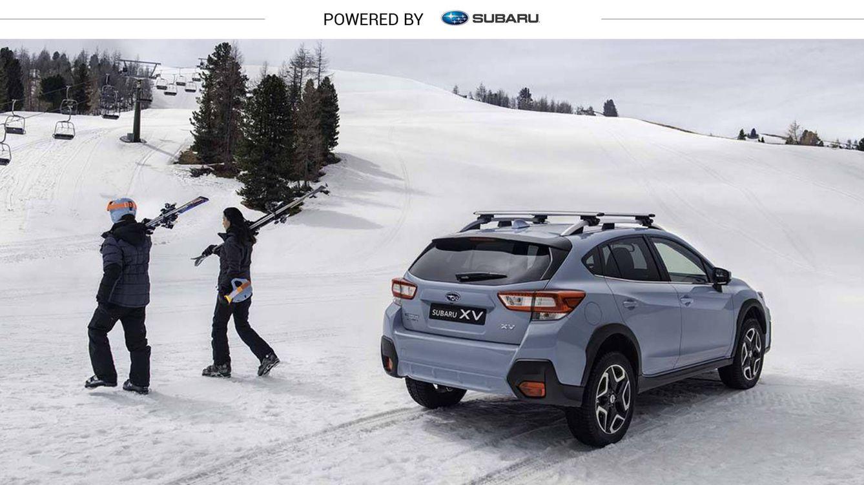 Todo lo que tiene que tener tu coche para poder circular por nieve y placas de hielo