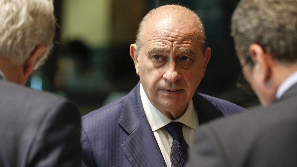 Interior admite una reunión de Fernández Díaz y Rato en el Ministerio