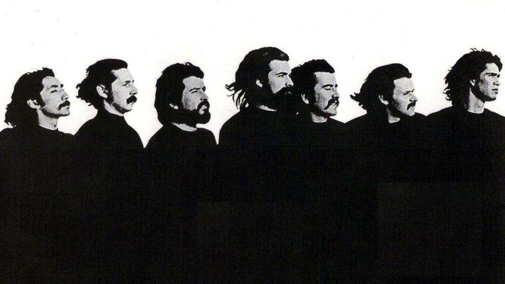 Los barbudos unidos jamás serán vencidos
