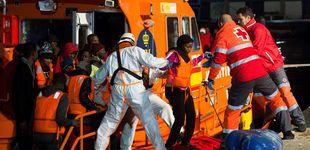 Post de España recibe ya más inmigrantes irregulares de Marruecos que Italia de Libia
