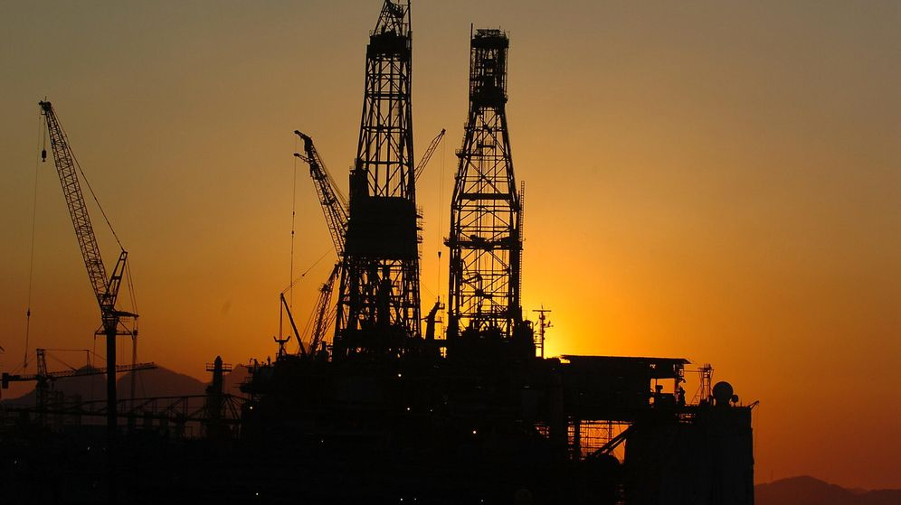 Foto: Planta petrolífera. (EFE)