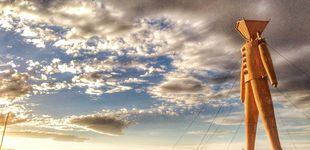 Post de Burning Man, el festival en pleno desierto donde todo puede suceder