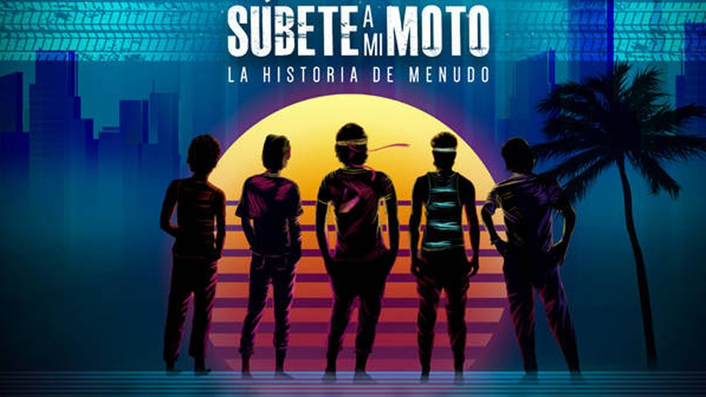 'Súbete a mi moto', la serie que reflejará la historia del grupo musical Menudo