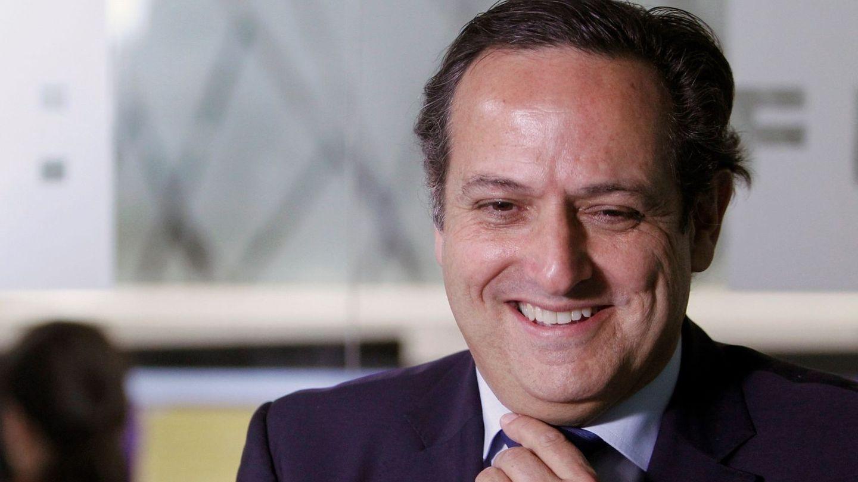 Juan Pablo Lázaro. (EFE)