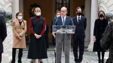 Los dos looks masculinos de Charlène a la espera del gran día para Mónaco