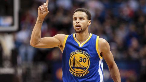 Curry pone picante a la NBA para batir un récord histórico de hace 41 años