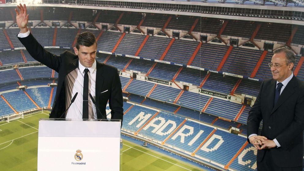 España gastó menos por la sanción al Barça y la falta del galáctico de Florentino