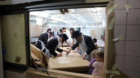 Judios ortodoxos se preparan para el Pésaj