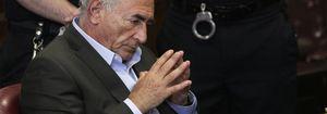 Strauss-Kahn pide al juez que secuestre el libro  de su examante