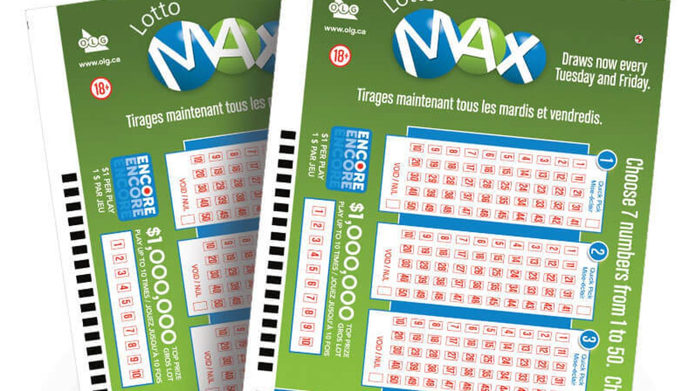 La Lotto Max es una lotería muy popular en Canadá (Foto: Lotto Max)