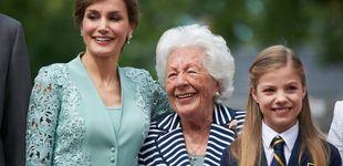 Post de La abuela de Letizia, a corazón abierto en una entrevista: anécdotas, recetas y un epitafio
