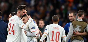 Post de Eurocopa | La eliminación de España en los penaltis, la emisión más vista del año