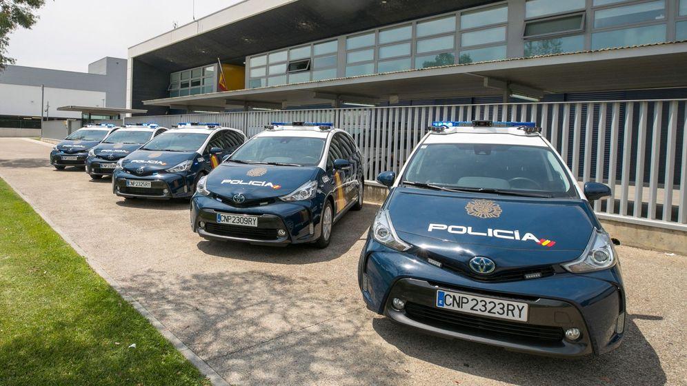 Foto: Vista general de los cinco nuevos vehículos I-ZETA. (EFE)