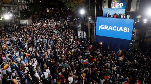 El fiestón de Génova y la pandemia, ya tal: críticas al PP por la concentración en Madrid