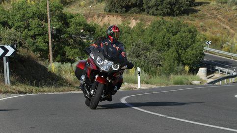 BMW R 1200 RT, viajando en moto en primera clase