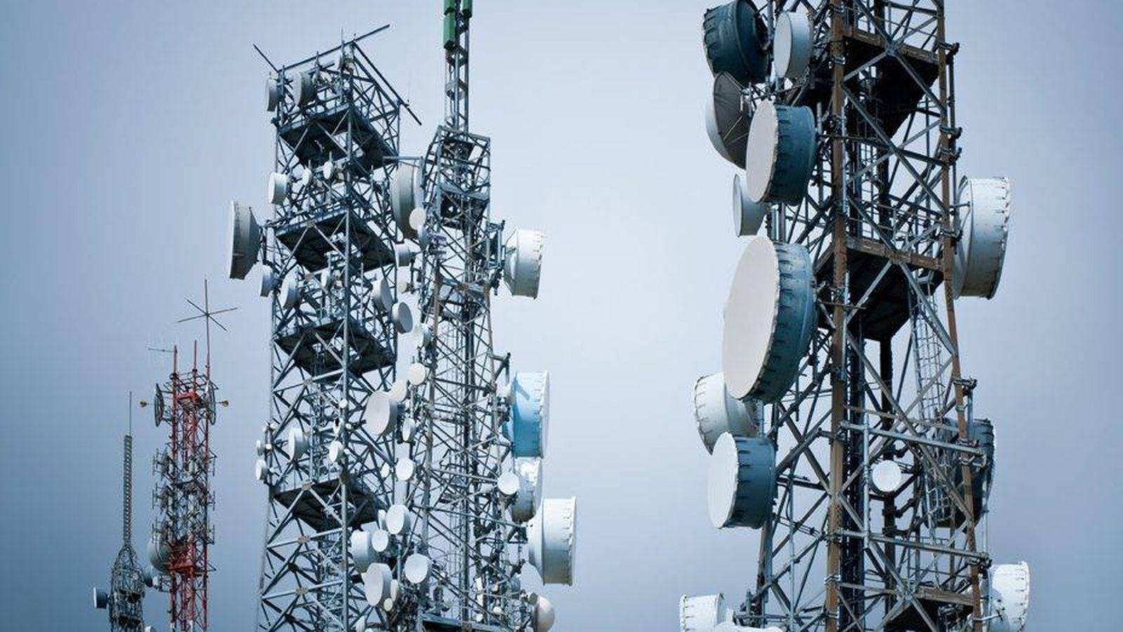 Foto: Infraestructuras de telecomunicaciones
