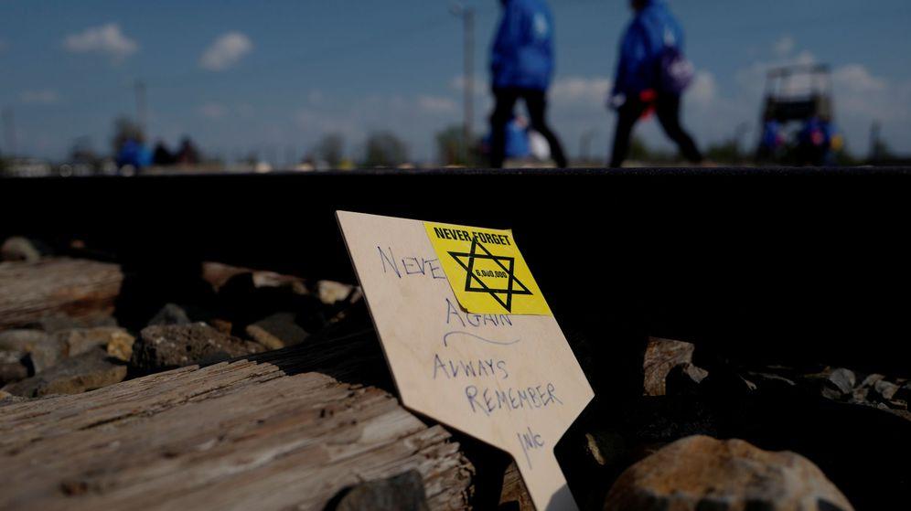 Foto: Auschwitz. (Reuters)