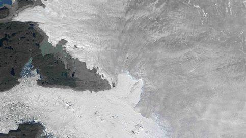 Un glaciar vuelve a crecer en el Ártico por sorpresa después de años fundiéndose