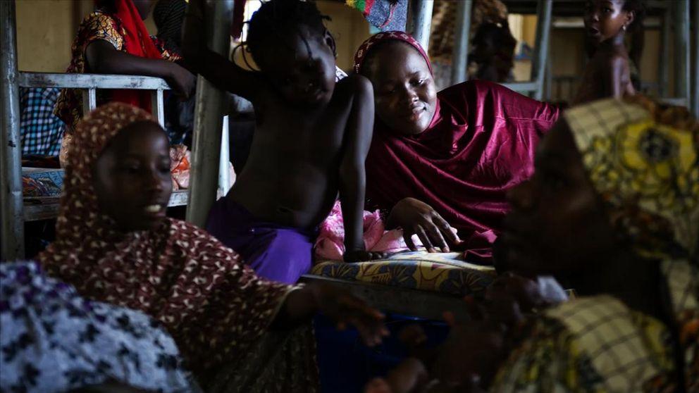 La felicidad tras el horror: un día con las chicas que sobrevivieron a Boko Haram