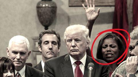 'Caso Omarosa': las grabaciones secretas que están poniendo en aprietos a Trump