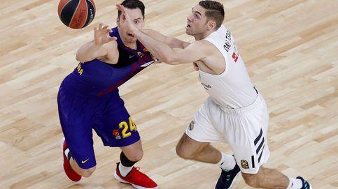 Las cinco meneos del Real Madrid al Barça en Euroliga: 24,4 puntos de ventaja
