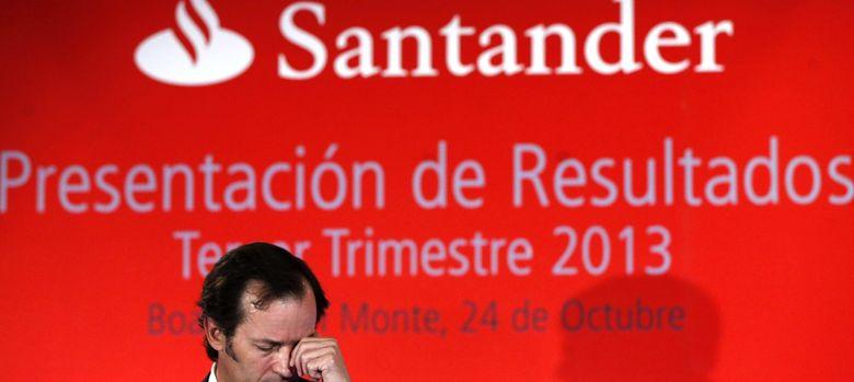 Foto: Santander ve mejorar su precio objetivo, pero no las recomendaciones de compra